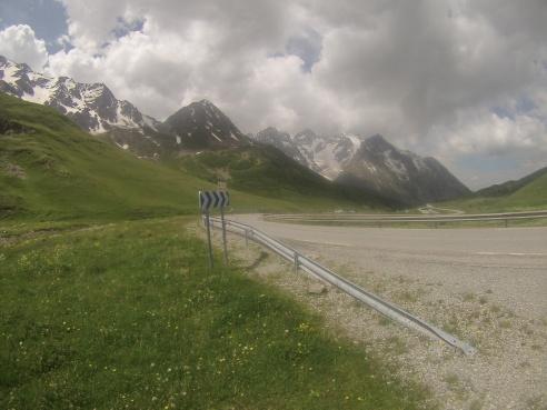 Route Nationale 91, Col du Lautaret